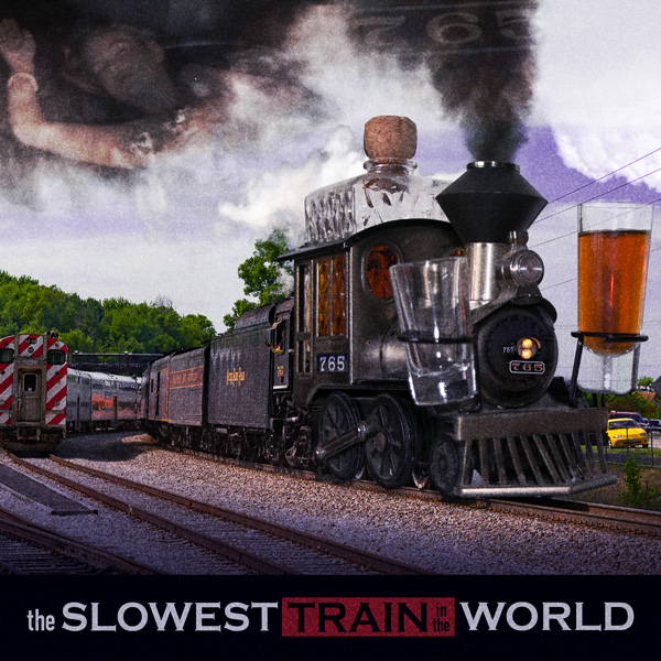 The Slowest Train in the World — 765